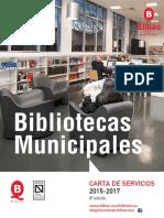 Bibliotecas Folleto 2015 2017