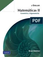 Matematicas 2 Geometria Trigonometria - Jimenez.pdf