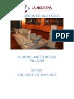 Los Museos de Guayaquil