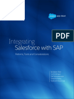 SAP Integration White Paper