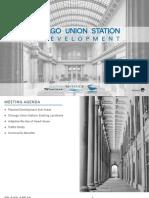 Union Station Presentation