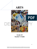 8ARTS Gr10 TG - Qtr 1 (10 April 2015) (1).doc