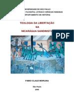 Nicarágua MorlinaTeologia Da Libertação Na Nicarágua Sandinista