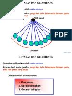 1.GETARAN DAN GELOMBANG POWER POINT