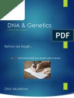 dna   genetics updated