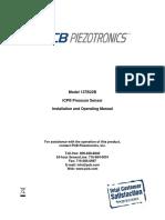 137B22B Pressure Sensor