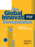The Global Innovation Sweepstakes