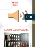 Alarms System in Engine Room