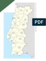 distritos Portugal 4º ano