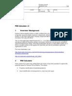 PIM Calculator v2