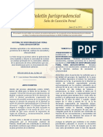 Boletin Jurisprudencial 2018-06-22