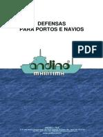 CATÁLOGO DEFENSAS EMBARCAÇÕES