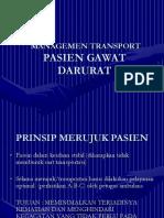 Transport Pasien Gawat Darurat (1)