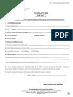 Form Dem 0011