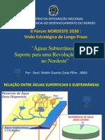 Abas - Águas Subterraneas