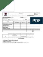 Formato Seguimiento Certificaciones Tramite Pensional Para Ex y Servidores