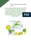 Usos Alternativos Del Agua Carbonatada Que No Conocías