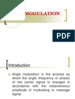 Angle Modulation All