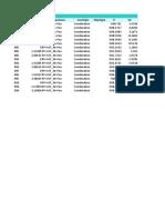 Cargas combinaciones (4CF)