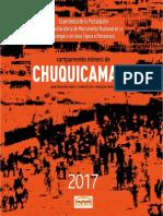 Libro Experiencia en El Proceso Declaratoria Chuquicamata