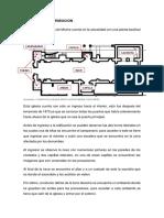 Análisis de Distribución - IGLESIA SANTA MARÍA DE MOCHE, LA LIBERTAD, PERÚ