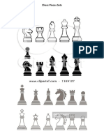 Chess Pieces Sets