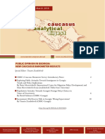Caucasus Analytical Digest 102