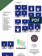 Leaflet Senam Hipertensi