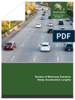 AP-R500-15 Review of Motorway Entrance Ramp Acceleration Lengths