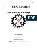 Plastic Re Shop Business Plan