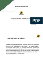 Mt Estructuración Auto de Cargos