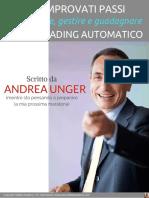 Andrea Unger - 7 Passi Per Il Trading Automatico (1)