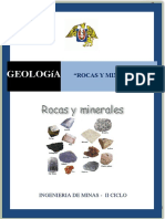 Geologia - Rocas
