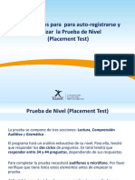 Auto-registro y PLT