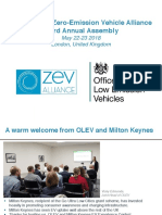 IZEVA 2018 London Assembly Summary
