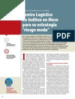 Manutencion 453 Centro Logistico de Inditex