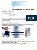 Como usar ping para probar la conectividad y funcionamiento de redes.pdf