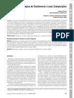 Avaliação Reológica de Elastômeros e Suas Composições