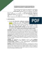 Contrato de Transacion Extra Judicial Cabellos Castillo
