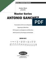 Antonio Sanchez PDF