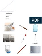 Parte Experimental - Metodo Informe 3 Sensorial