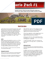 Chronicles of Blood - Scenario Pack 1
