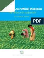 ODIN 2015 Annual Report