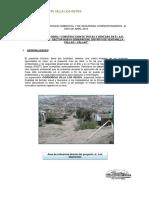 Informe Supervision Abril 2012 Villa Los Reyes