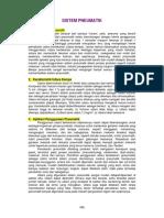 Sistem Pneumatik & Hidrolik