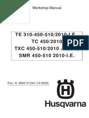57mm Exhaust Spring Pipe Muffler for Husqvarna SM 450 R 2009-2010
