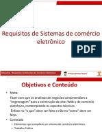 Requisitos Sistemase Commerce