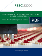 Part 3 Requirements for Certification Process January 2017