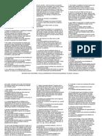 Cuestionario de Filosofia ICFES Undecimo 2013