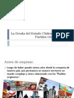 La Deuda Del Estado Chileno Con Los Pueblos